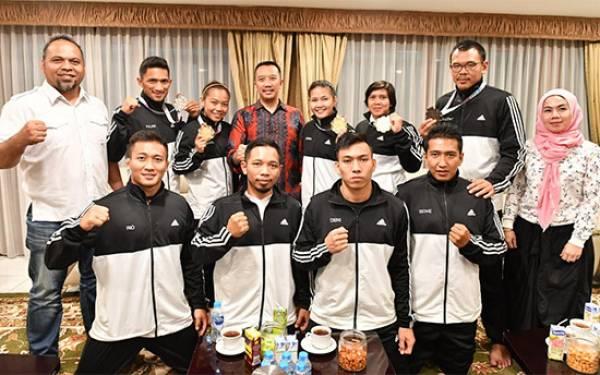 Menpora Apresiasi Prestasi Atlet Sambo Indonesia di Kejuaraan Asia dan Dunia - JPNN.com