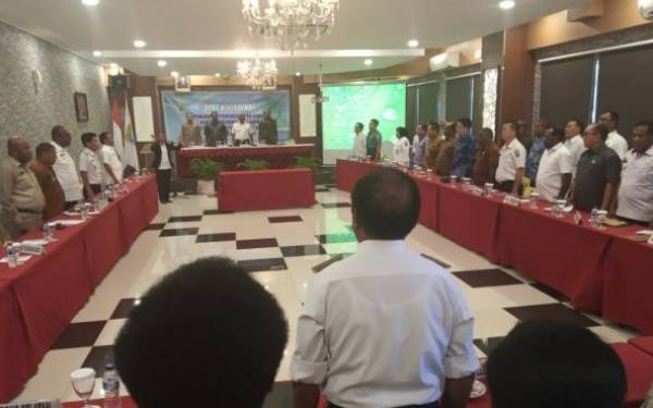 Begini Langkah Para Pejabat Papua Barat Sikapi Mahasiswa Pulang Kampung - JPNN.com