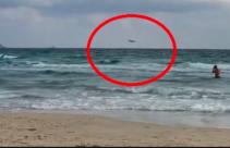Pesawat Angkatan Udara Jatuh ke Laut, Dua Tewas - JPNN.com