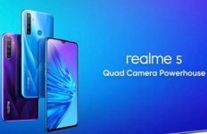 Realme 5 Dapat Peningkatan di Sistem Fotografi dan Video - JPNN.com