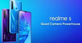 Realme 5 Quad Camera, Calon Ponsel Terbaik di Kelas Rp 2 Jutaan