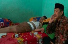 Bergurau dengan Teman di Sekolah Berujung Nahas, Dimas Kini Lumpuh - JPNN.com