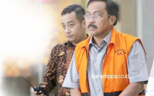 KPK Kembali Perpanjang Masa Penahanan Nurdin Basirun - JPNN.com