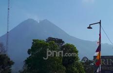 Gunung Merapi Berpotensi Erupsi Lagi, BPPTKG Imbau Warga Tenang - JPNN.com