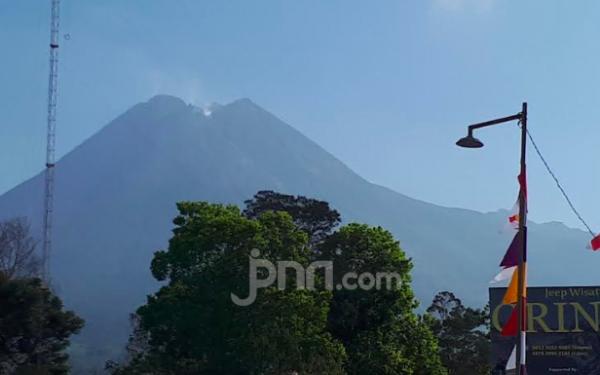 Ada Guguran Lava dari Gunung Merapi, Warga Diminta Menjauh dari Titik Ini - JPNN.com
