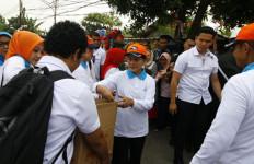 Iriana Jokowi Ngeri Lihat Sampah di Sungai Cipakancilan Bogor - JPNN.com