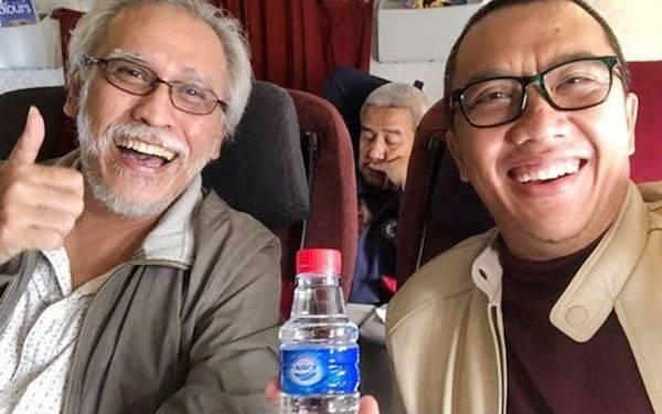 Kenang Pertemuan dengan Imam Nahrawi, Iwan Fals: Orangnya Santai - JPNN.com