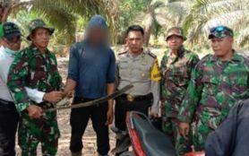 Tiga Tersangka Pembakar Hutan dan Lahan di Banyuasin Ditangkap - JPNN.com