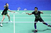 Tembus Perempat Final China Open 2019, Owi/Winny Bakal Naik Peringkat - JPNN.com