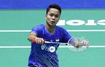 Ganyang Pemain Malaysia, Ginting Lolos ke 16 Besar French Open 2019 - JPNN.com