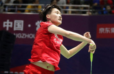 Dua Idola Tuan Rumah Lolos Bareng ke Semifinal China Open 2019 - JPNN.com