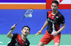 Gila! FajRi Kalahkan Kamura/Sonoda 2 Gim di Perempat Final China Open 2019 - JPNN.com