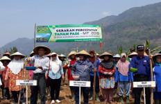 Petani Sukabakti Cianjur Jadi Percontohan Tanam Padi Saat Kemarau - JPNN.com