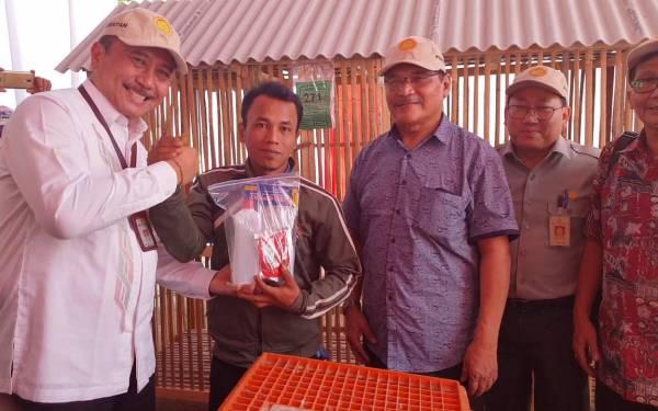 Program Bekerja Kementan Berdayakan Rumah Tangga Miskin di Malang - JPNN.com