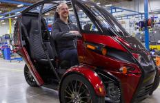 Arcimoto FUV, Kendaraan Listrik dengan Harga Murah - JPNN.com
