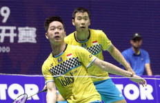 Minions Kalahkan Daddies di Final China Open 2019 - JPNN.com