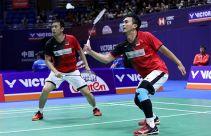 Pukul Ganda Malaysia, Daddies Tembus 8 Besar Denmark Open 2019 - JPNN.com