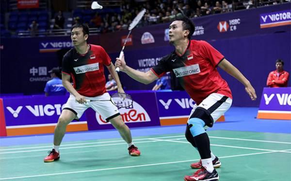 Pukul Ganda Jepang, Daddies Ketemu Tiang Listrik di Semifinal China Open 2019 - JPNN.com