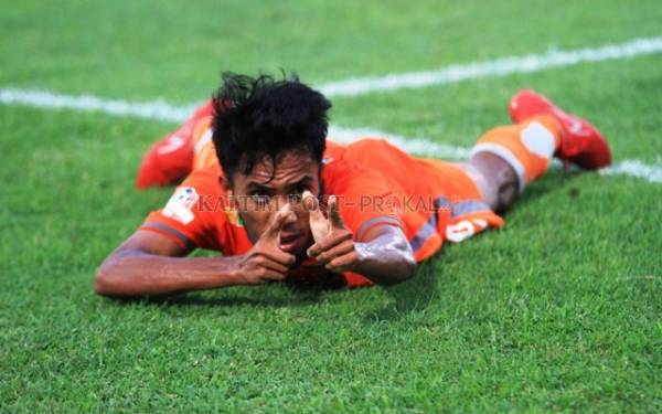 Sihran Jadi Penentu Kemenangan Borneo FC Atas Madura United - JPNN.com