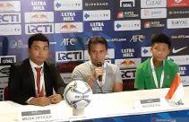 Lawan Tiongkok, Bima Sakti Berharap Suporter Indonesia Penuhi SUGBK - JPNN.com