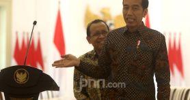Presiden Jokowi Tunjuk Hanif Dhakiri sebagai Plt Menpora