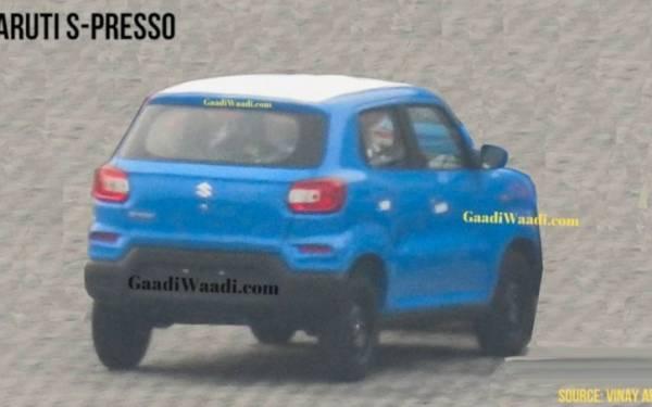 Suzuki S-Presso, Mobil Murah dengan Banderol Mulai Rp 64 Jutaan - JPNN.com