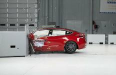 Tesla Model 3 Jadi Mobil Listrik ke-2 Diganjar Top Safety Pick Award - JPNN.com