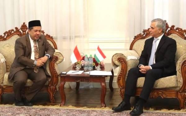 Kunjungi Tajikistan, Fahri Hamzah Terkenang Pesan Bung Karno - JPNN.com