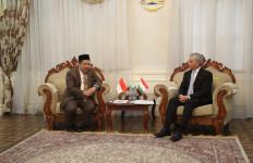 Sudah 25 Tahun Hubungan Kerja Sama Indonesia dan Tajikistan, Begini Respons Fahri Hamzah - JPNN.com