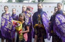Desainer Cilik Akeyla Naraya Gandeng Difable untuk Membatik - JPNN.com