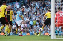 Man City vs Watford: Bernardo Silva Hat-trick, Tuan Rumah Pesta 8 Gol - JPNN.com