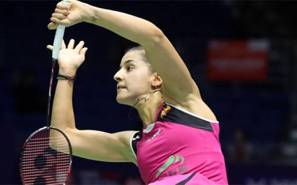 Diwarnai Protes Kubu Jepang, Carolina Marin Kembali ke Final China Open - JPNN.com