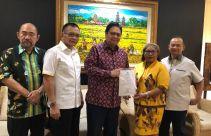 DPD Golkar Raja Ampat Solid Dukung Airlangga Hartarto - JPNN.com