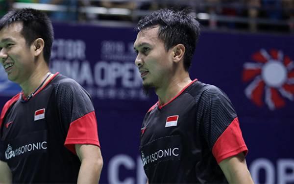 China Open 2019: Di Balik Kemenangan Daddies Ada Penderitaan Ahsan - JPNN.com