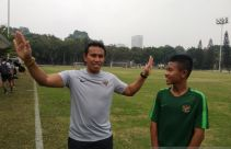 Jamu Tiongkok di SUGBK, Skuad Timnas Indonesia U-16 Harus Percaya Diri - JPNN.com