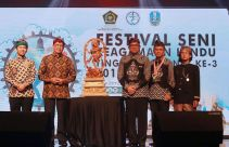 Merawat Keberagaman Budaya Lewat Festival Seni Keagamaan Hindu - JPNN.com