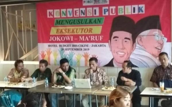 Poros Benhil Sodorkan Nama Ahok jadi Menteri - JPNN.com