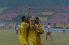 Kalahkan Persibat Batang, Sriwijaya FC Makin Kukuh di Puncak Klasemen - JPNN.com