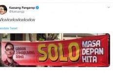Soal Spanduk Gibran Rakabuming Raka Solo Masa Depan Kita - JPNN.com