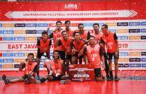 UINSA Sabet Gelar Juara LIMA Volleyball Jawa Timur - JPNN.com