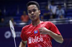 Ginting Kalah dengan Dramatis dari Momota di Final China Open 2019 - JPNN.com