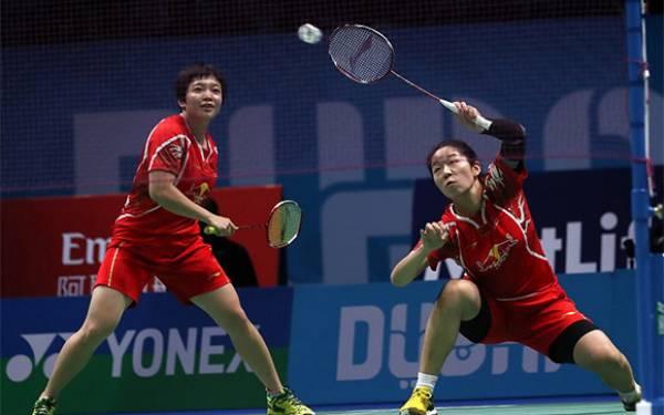 Chen Qing Chen/Jia Yi Fan Jaga Gengsi Tuan Rumah di China Open 2019 - JPNN.com