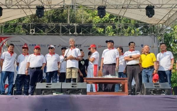 Caring For Nation #3 Ikaundip-Kagama Meriah Banget - JPNN.com