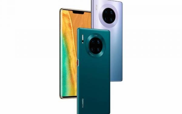 Huawei Mate 30 Pro Bawa Teknologi Kamera Pertama di Dunia, Ini Kata Bos Huawei - JPNN.com