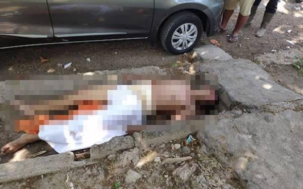 Berita Duka, Jejak Korban Tewas Mengenaskan di Pinggir Jalan Terungkap - JPNN.com