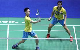 Lihat, Begitu Cepatnya Mininos Mengalahkan FajRi di Semifinal China Open 2019 - JPNN.com