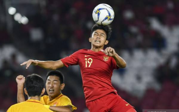 Indonesia 0 vs 0 Tiongkok: Bima Sakti Puas, Ahmad Athallah Deg-degan - JPNN.com