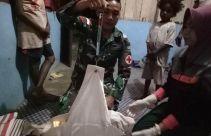 Personel Satgas Yonif MR 411 Bantu Persalinan Warga di Tapal Batas RI-PNG - JPNN.com