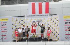 Race 2 Seri ke-6 ARRC 2019 Malaysia: Podium Diselimuti Bendera Merah Putih - JPNN.com
