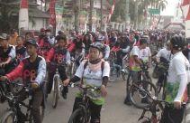 Gowes Nusantara di Pangkal Pinang Berjalan Sukses, Tahun Depan Bakal Heboh Lagi - JPNN.com